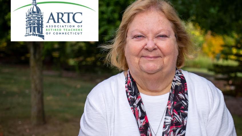Association of Retired Teachers of Connecticut endorsement